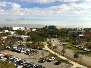 """Usf tampa overlook"" by FightingRaven531 - Own work. Licensed under CC BY-SA 3.0 via Wikimedia Commons."